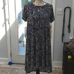 Lularoe hi-low dress, size S